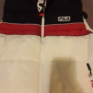 New Fila Men Vest